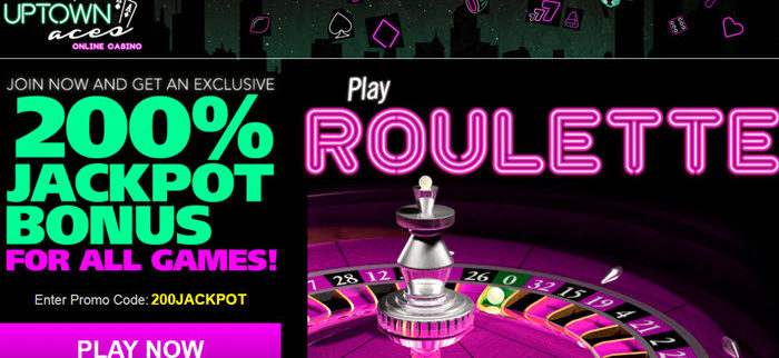 Roulette up town Aces